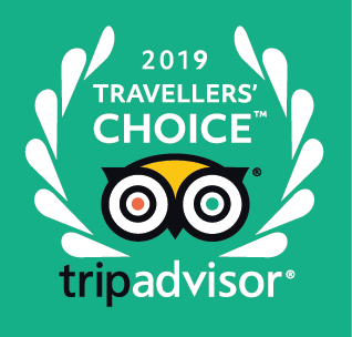 Trip Advisor Travellers Choice 2019 Award